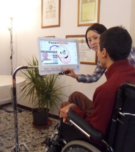 FaceMOUSE Machine :mouse assistive devices